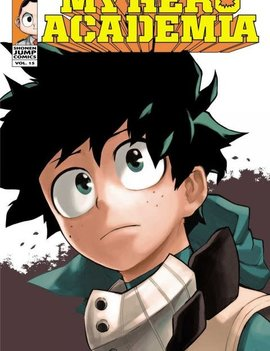 Viz Media My Hero Academia Vol. 15