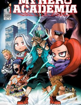 Viz Media My Hero Academia Vol. 20
