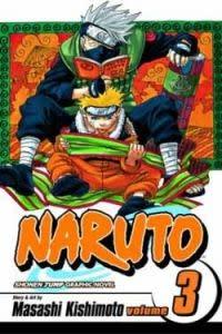 Viz Media Naruto Vol. 3