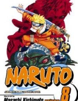 Viz Media Naruto Vol. 8