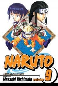 Viz Media Naruto Vol. 9
