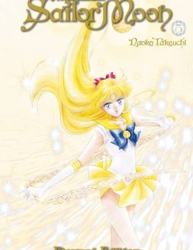 Kodansha Sailor Moon Eternal Vol. 5