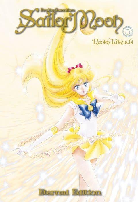 Kodansha Sailor Moon Eternal Vol. 5