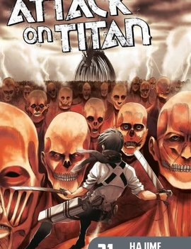 Kodansha Attack on Titan Vol. 31