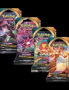 Pokemon Pokemon TCG Darkness Ablaze Sleeved Booster Pack
