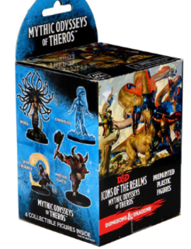 WizKids D&D Icons of the Realms Miniatures Mythic Odysseys of Theros Brick Set 16