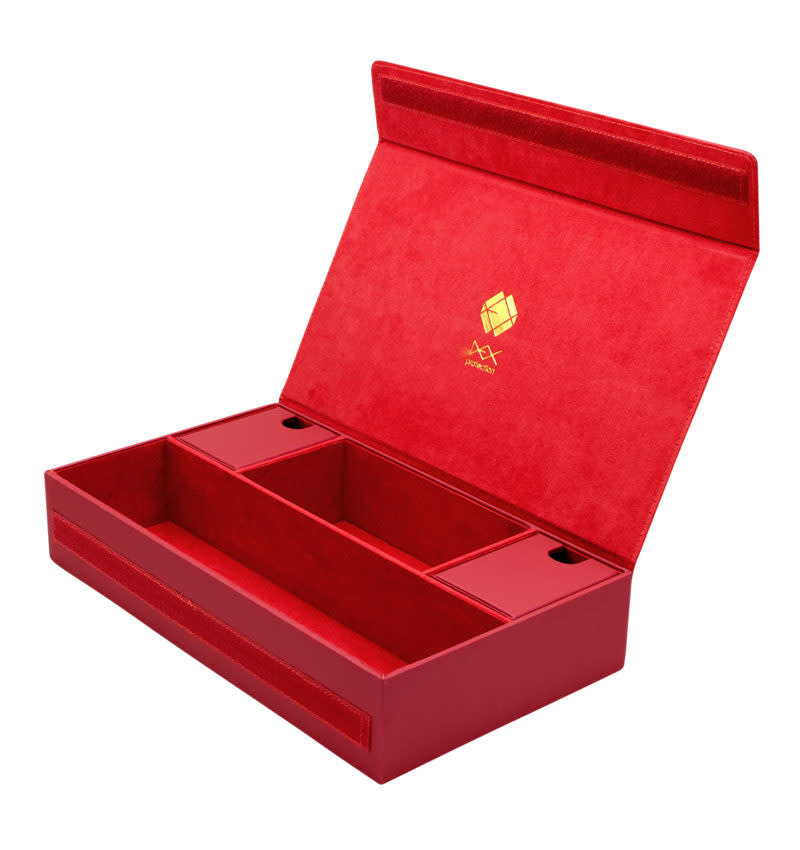 Dex Protection Dex Supreme Game Chest - Red