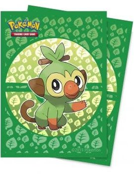 Ultra Pro UP Pokemon 65ct. Sleeves: Galar Starters Grookey