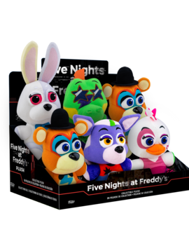 Funko Five Nights at Freddy's: Security Breach Plush