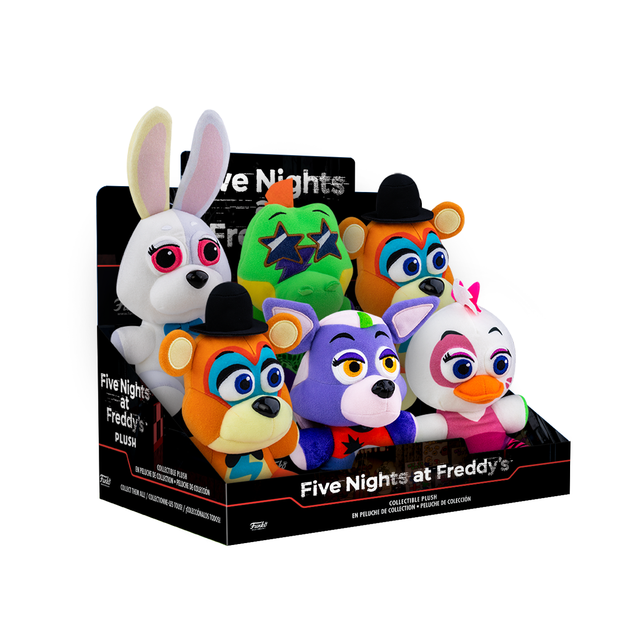 Funko Five Nights at Freddy's: Security Breach Plush