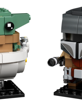 Lego LEGO STAR WARS: The Mandalorian & The Child