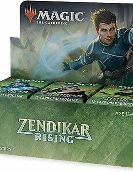 WizardsOfTheCoast MTG Zendikar Rising Booster Box (PRE-ORDER)