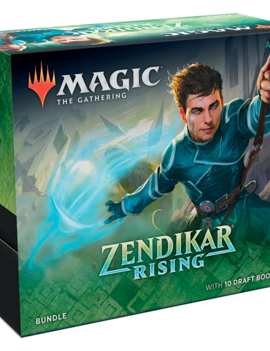 WizardsOfTheCoast MTG Zendikar Rising Bundle