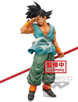 BanPresto Dragon Ball Super Super Master Stars Piece The Son Goku