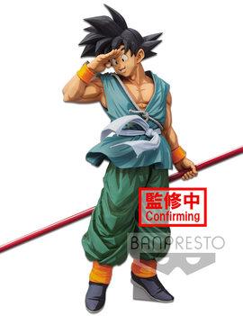 BanPresto Dragon Ball Super Super Master Stars Piece The Son Goku Manga Dimensions