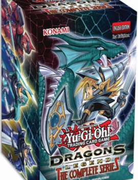 Yu-Gi-Oh! Dragons of Legend The Complete Series Box