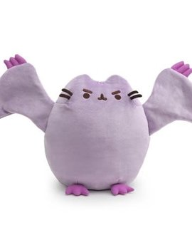 Gund Pusheen the Cat Purple Pterodactyl Dinosheen 9-Inch Plush
