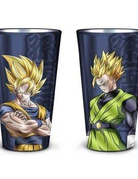 Dragon Ball Super Saiyan Goku & Super Saiyan Gohan 2-Pack Glasses