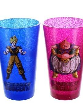 Dragon Ball Z 4-Pack Glasses Set