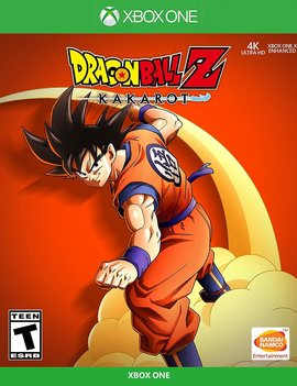 Bandai Namco Dragon Ball Z: Kakarot NEW