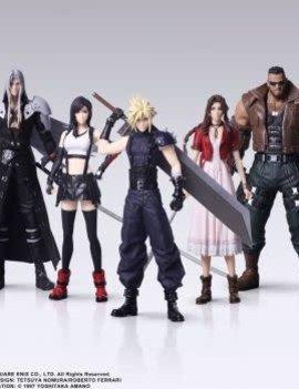 Square Enix FINAL FANTASY VII REMAKE TRADING ARTS Blind Box Figure