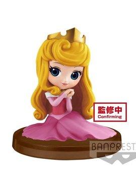 BanPresto Disney Character Q-Posket Petite Princess Aurora