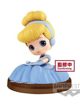 BanPresto Disney Character Q-Posket Petite Princess Cinderella