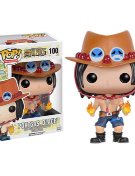 Funko POP! Portgas. D. Ace (PRE-OWNED)