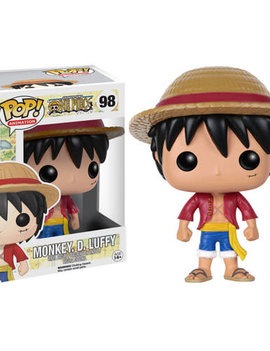 Funko POP! Monkey D. Luffy (PRE-OWNED)