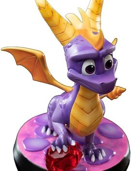 Spyro The Dragon Statue