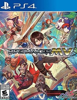 Sega RPG Maker MV NEW