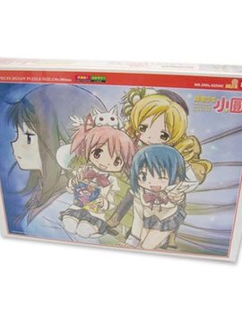 Great Eastern Entertainment Madoka Magica Group 300-Piece Puzzle