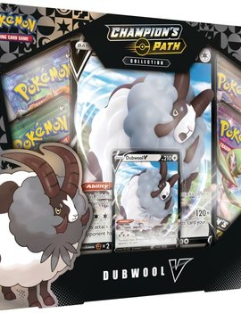 Pokemon Pokemon TCG : Champion's Path  - Dubwool V Collection