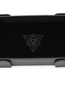 Die Hard Dice Die Hard Magnetic Rectangle Tray w/Black Velvet