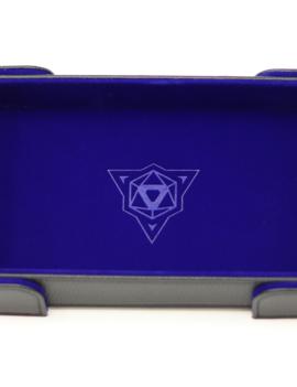 Die Hard Dice Die Hard Magnetic Rectangle Tray w/Blue Velvet