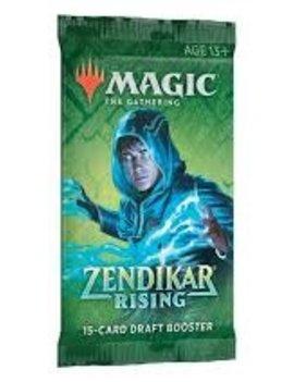 WizardsOfTheCoast MTG Zendikar Rising Booster Pack