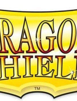 Arcane Tinmen Dragon Shield Life Ledge Black