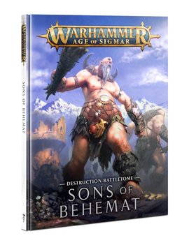 Games Workshop Battletome: Sons of Behemat