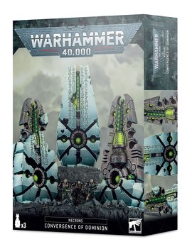 Games Workshop Necrons: Convergence of Diminion