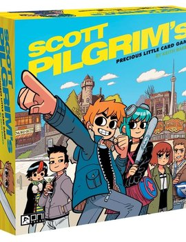 Renegade Scott Pilgrim's Precious Little Card Game