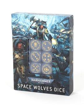 Games Workshop Space Wolves Dice Set
