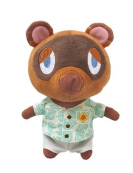 Little Buddy Animal Crossing New Horizons Tom Nook Plush