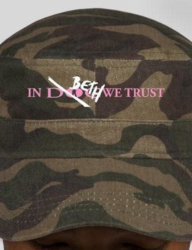 The Bounty Store In Beth We Trust Military Cap