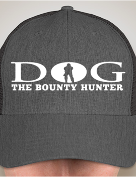 The Bounty Store DOG Trucker Hat - Limited Edition!