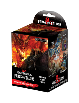 D&D Set 15 - Fangs and Talons Miniature Brick