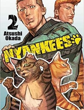 Yen Press Nyankees Vol. 2