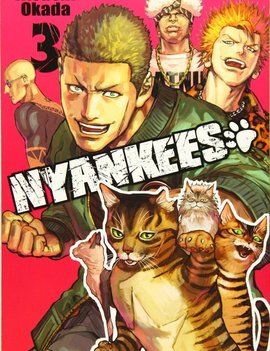 Yen Press Nyankees Vol. 3