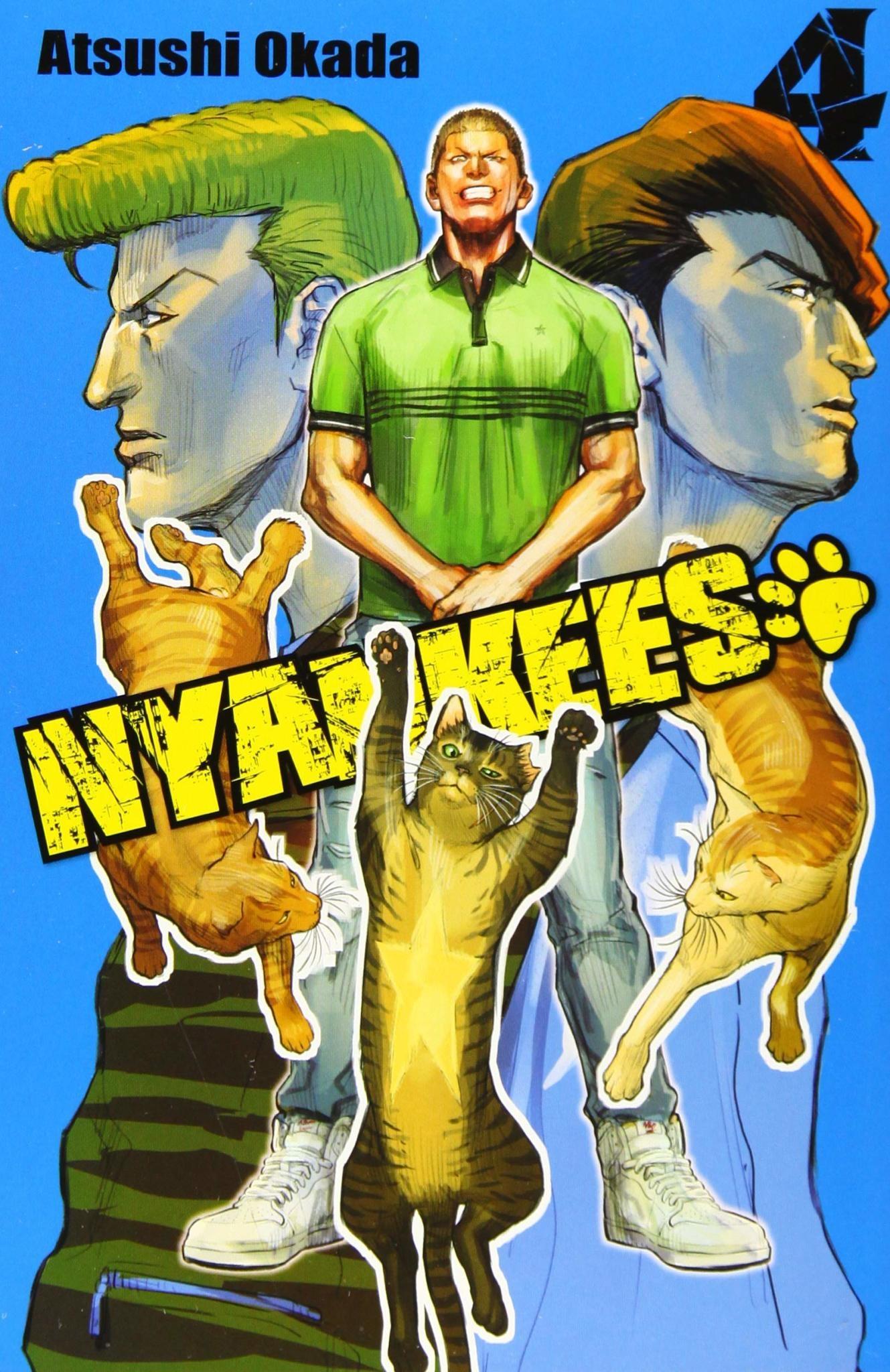 Yen Press Nyankees Vol. 4
