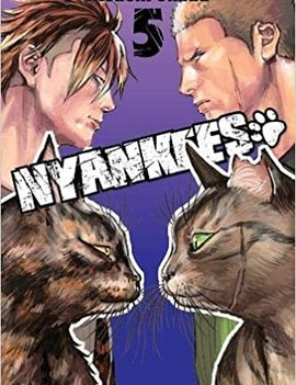 Yen Press Nyankees Vol. 5