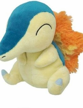 Sanei Pokemon Sanei All Star Collection Plush - PP41  Cyndaquil